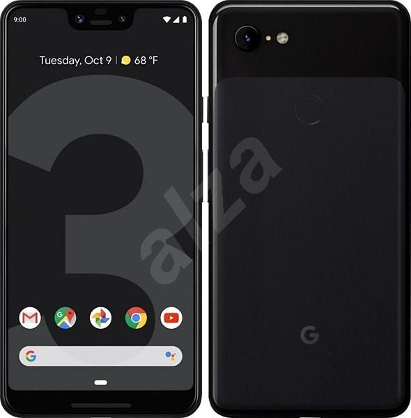 Google Pixel 3XL 128GB fekete - Mobiltelefon