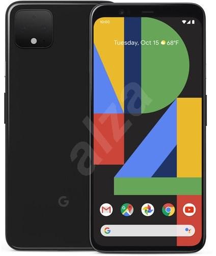 Google Pixel 4 64 GB, fekete - Mobiltelefon