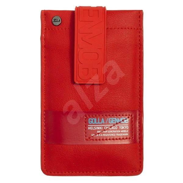 GOLLA Prague red - Mobile Phone Case