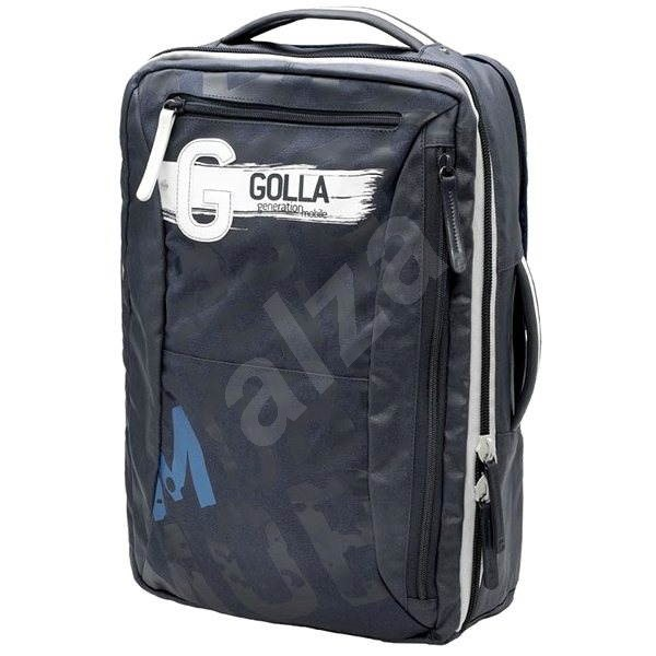 "GOLLA Herman 16"" dark blue - Laptop Backpack"