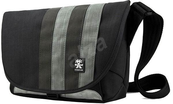 Crumpler Messenger Dinky Di - S - dull black/dark gray mouse  - Bag