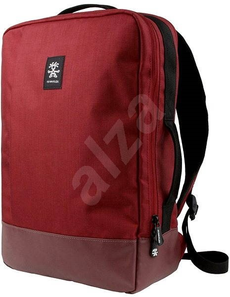 Crumpler Private Surprise Backpack - L firebrick red / dk. Red - Backpack