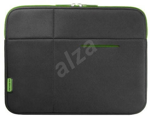 Samsonite Airglow Sleeves Laptop Sleeve 13.3  quot fekete-zöld - Laptop tok a7d12e165e