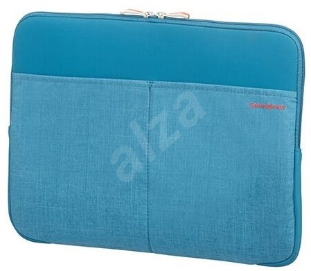 "Samsonite Colorshield 2 LAPTOP SLEEVE 13.3"" Moroccan Blue - Laptop tok"