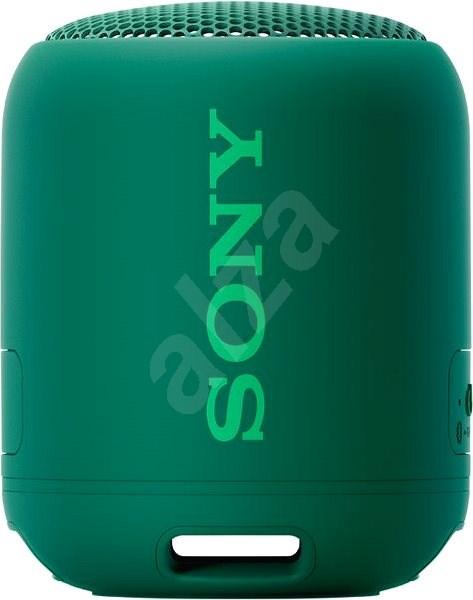 Sony SRS-XB12, zöld - Bluetooth hangszóró