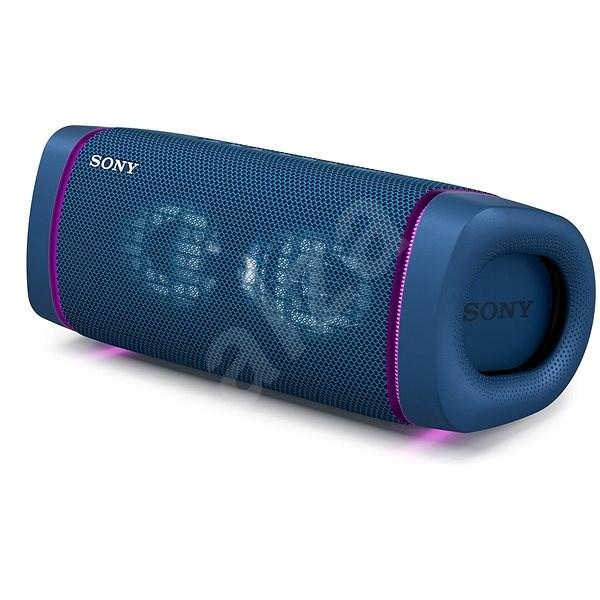 Sony SRS-XB33 kék - Bluetooth hangszóró