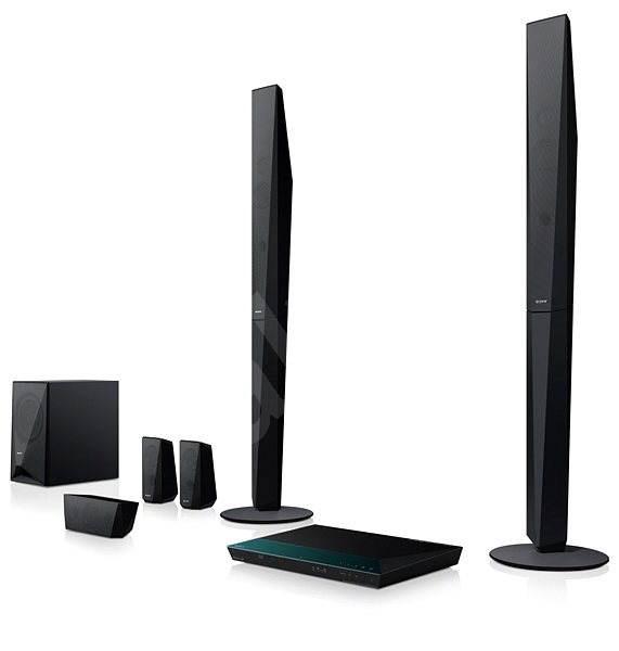 Sony BDV-E4100 - Házimozi rendszer