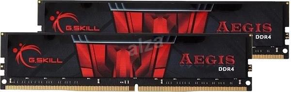 G.SKILL 16GB KIT DDR4 3000MHz CL16 Gaming series Aegis - Rendszermemória