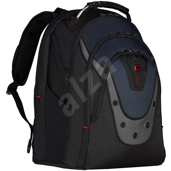 """WENGER Ibex 17"""" kék - Laptop hátizsák"""