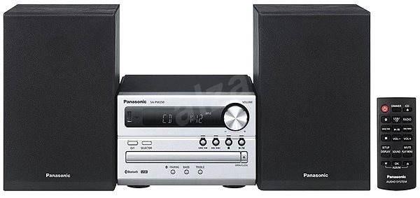 Panasonic SC-PM250BEGS DAB + - Mikrorendszer