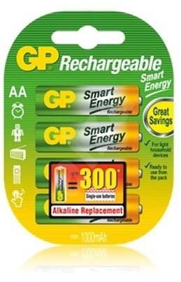 GP SmartEnergy HR06 (AA) 2 db bliszter - Akkumulátor