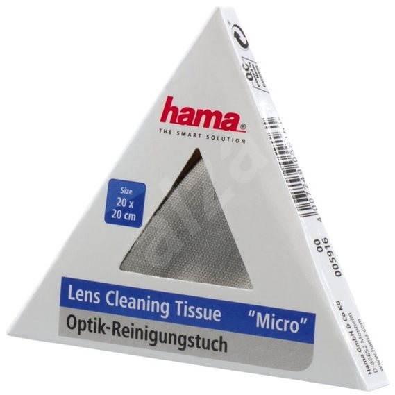 Hama MICRO OPTIC-CLEANER kendő - Tisztítókendő