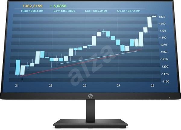 """23.8"""" HP P244 - LCD LED monitor"""