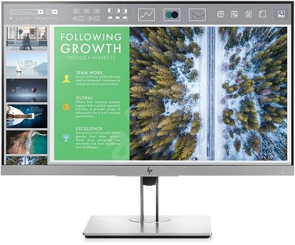 "23,8"" HP EliteDisplay E243 - LCD LED monitor"