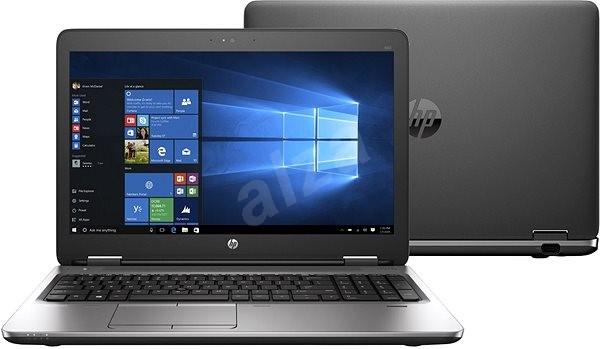 HP ProBook 650 G2 Notebook Fekete   Ezüst - Laptop  a1df495342