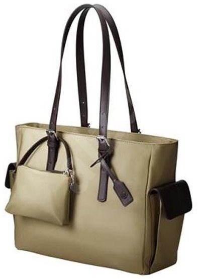 HP Ladies Slim Tote Taupe 14