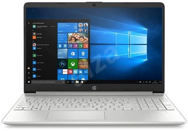 HP 15s-fq1037nh Ezüst - Laptop