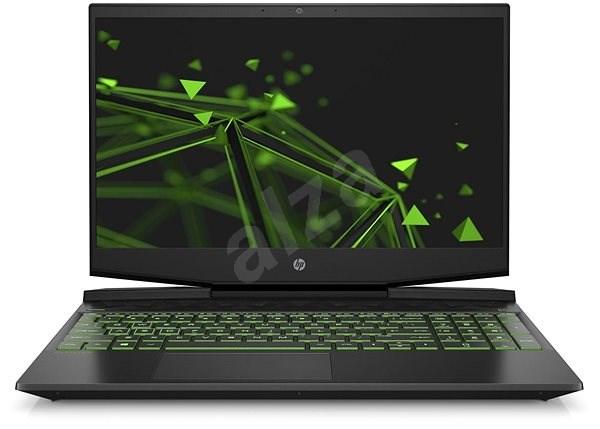 HP Pavilion Gaming 15-dk0001nh Fekete - Laptop
