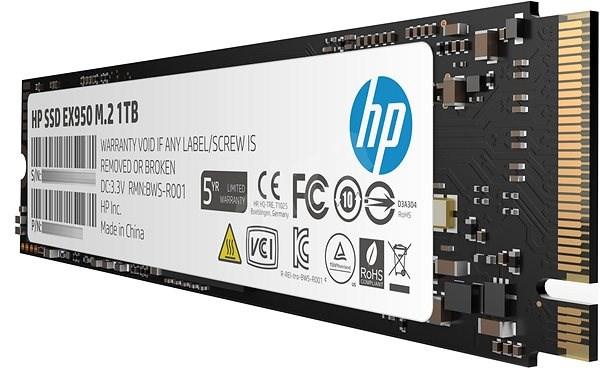 HP EX950 1TB - SSD meghajtó