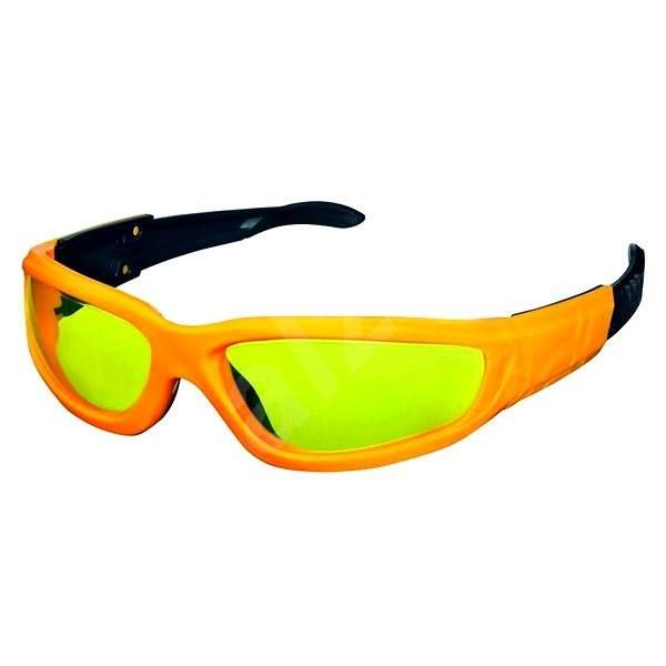 Nerf Dart Tag - Ochranné brýle oranžové -