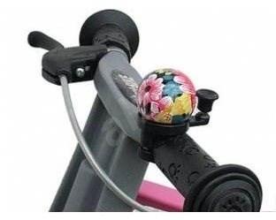 FirstBIKE virágos - Kerékpár csengő