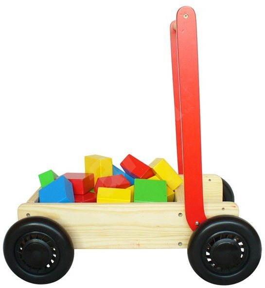 Sliding trolley - 27 parts  - Game Set