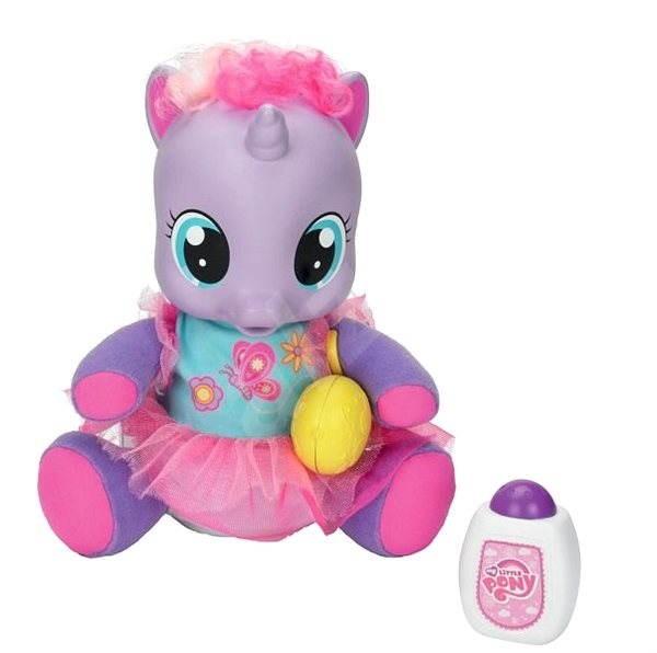 My Little Pony csiklandós és vihogva LILY - Interaktív játék