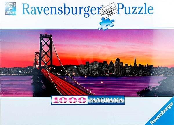 Ravensburger San Francisco panoráma Puzzle | Alza.hu