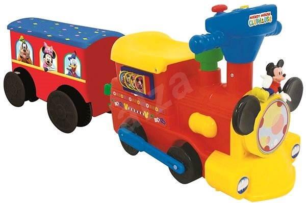 Disney Vonat gyerekeknek - Mickey Mouse - Futóbicikli  116bf4de5a