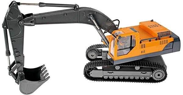 Working machine REVELL 24923 - Excavator  - RC model