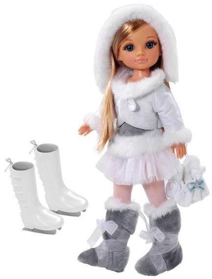 Nancy korcsolyázás - Baba