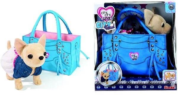 Simba Chichi Love - Város Friend táska és ruházat - Plüssjáték  545be43478