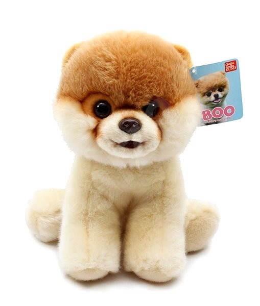 Boo - A legaranyosabb kutya - Plüssjáték  2bafd2d086