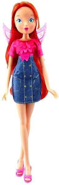Winx: Denim Fairy Bloom - Doll