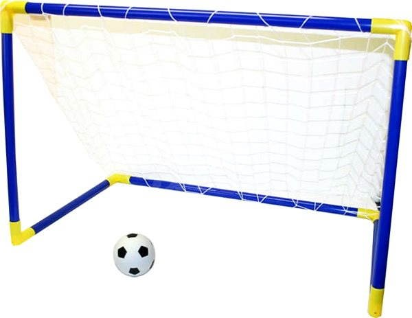 Soccer goal with the ball - Game
