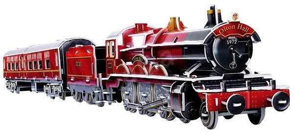 3D szivacs puzzle-3D vonat 2f7efb19de