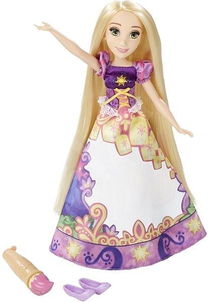 Disney Hercegnők baba - Aranyhaj varázsszoknyával - Baba  a9b75b8876