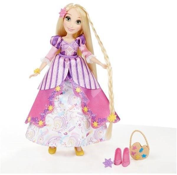 Disney Hercegnők baba - Aranyhaj tartalék ruhákkal - Baba  32d625b39a