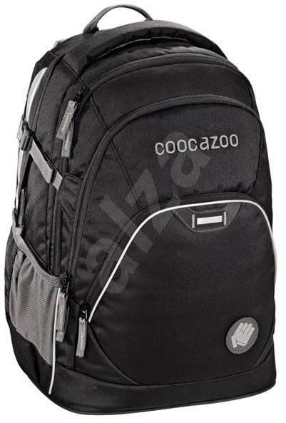 CoocaZoo EvverClevver2 Gyönyörű fekete - Iskolatáska  4c2679b699