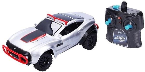 Wiky Rally Fighter RC - Távirányitós autó