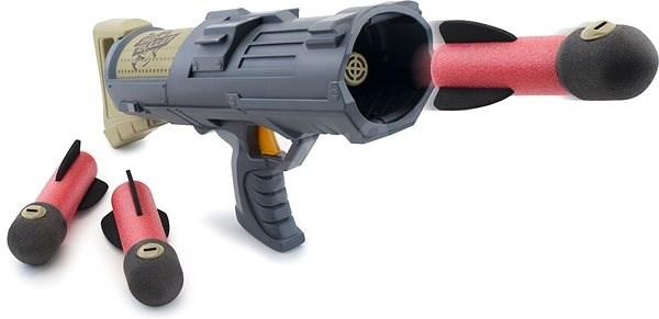 Wiky játék rakétavető - Játékfegyver
