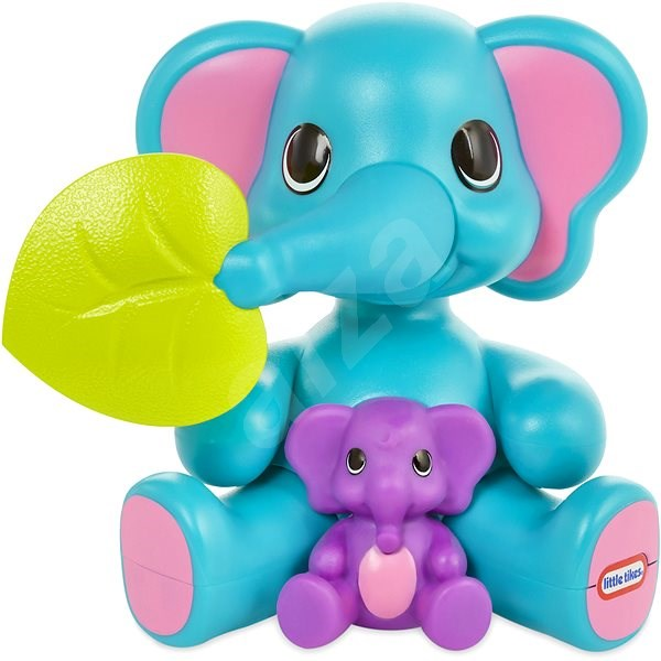 Peeky Pals - Elefánt - Figura