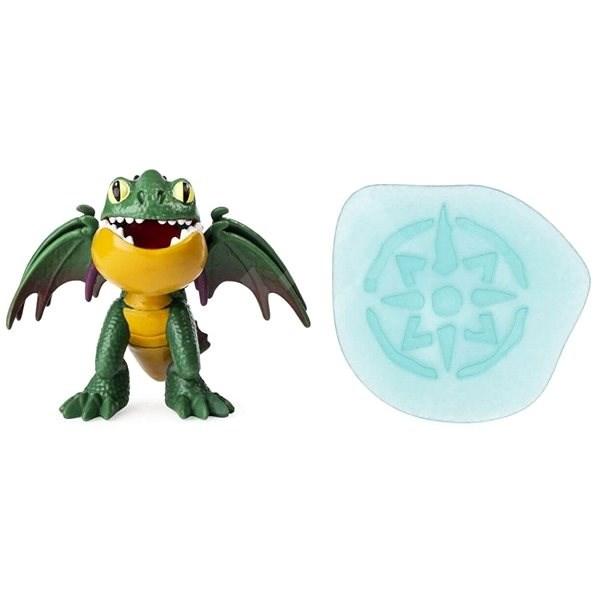 Így neveld a sárkányoadat A hősök kicsi figurái - Deadly Galewind - Figura