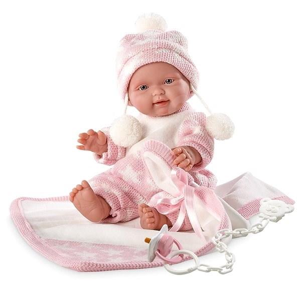 Llorens Újszülött kislány 26270 - Kiegészítők babákhoz  e911cf3614