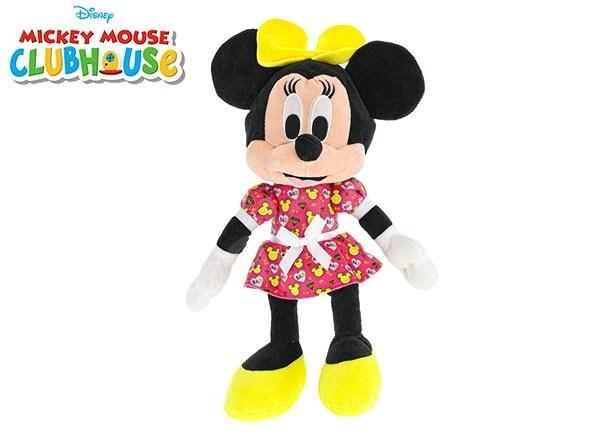 Minnie sárga - Plüssjáték