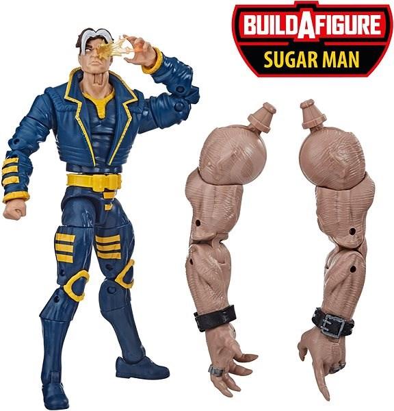 X-Men Legends Gyűjthető sorozat - Xman - Figura