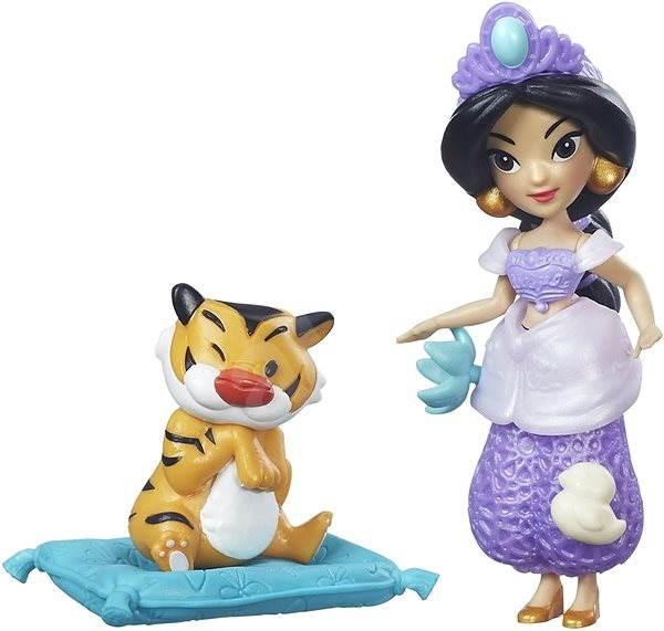 ef10261f24 Disney Princess Mini Jázmin hercegnő kis barátjával - Baba | Alza.hu