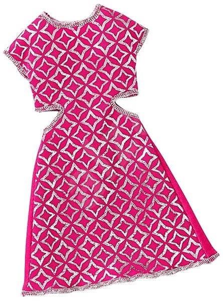 d71eccc20c Mattel Barbie ruha - rózsaszín - Kiegészítők babákhoz | Alza.hu