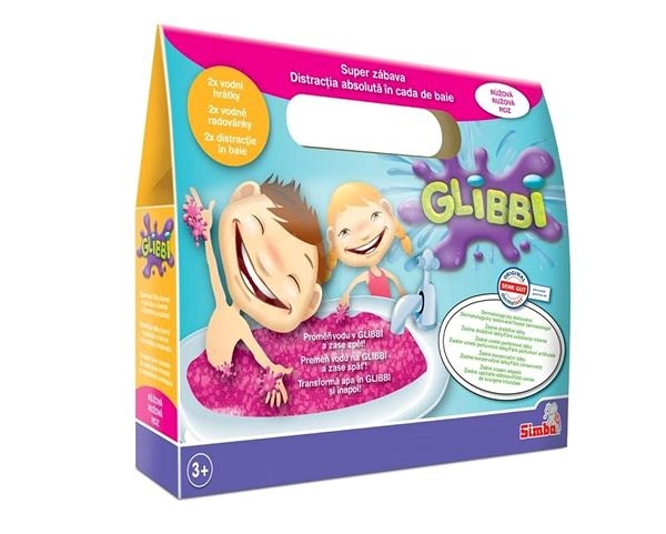 Simba Glibbi Slime Nyálka - Vizijáték