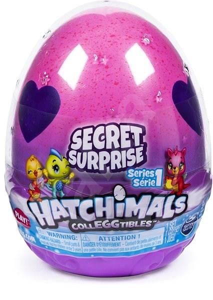 Hatchimals meglepetés tojás - Szett